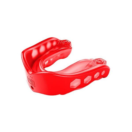 Shock Doctor Gel Max Youth Mouthguard - Red