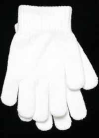 Mini Magic Gloves - White