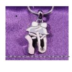 Dance Shoes Pendant with Chain