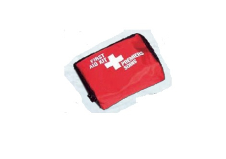 First Aid Kit 44pc.