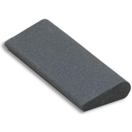 2.5x1-1/8 tapered hone stone grey
