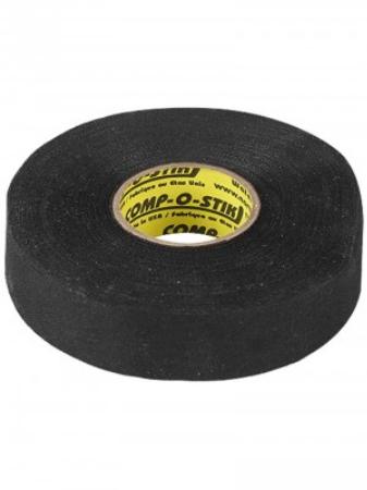 6 pack of black cloth tape (24mm x 25m)