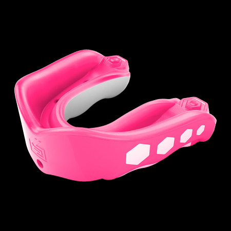 Shock Doctor Gel Max Adult Mouthguard - Pink