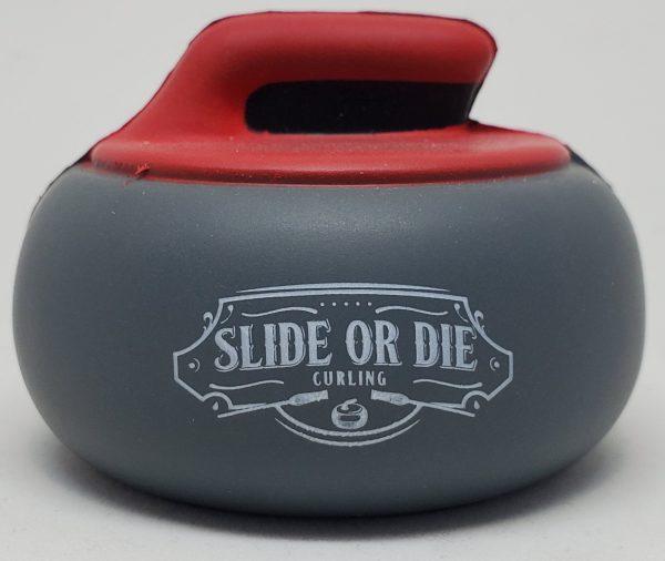 Slide or Die Stress Ball
