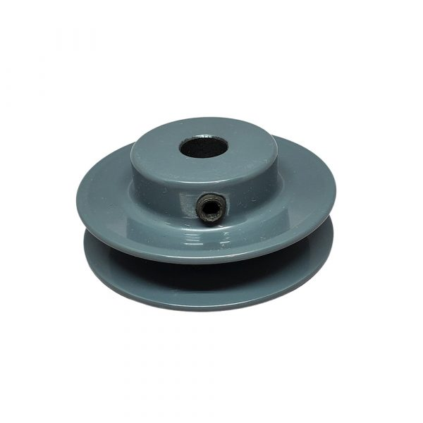2 1/4 inch quarter-pulley