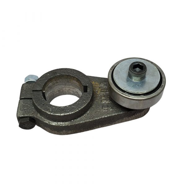 Crank Arm, Stud, Bearing, washer & bolt